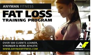 Anyman Fitness Ad